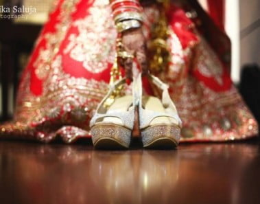 5 Latest Trends to keep in mind while Shopping for Bridal Shoes