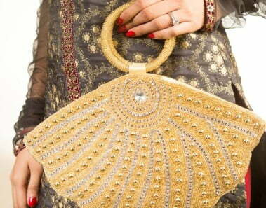 Wedding Clutches- How To Pair Them Up With Your Attire