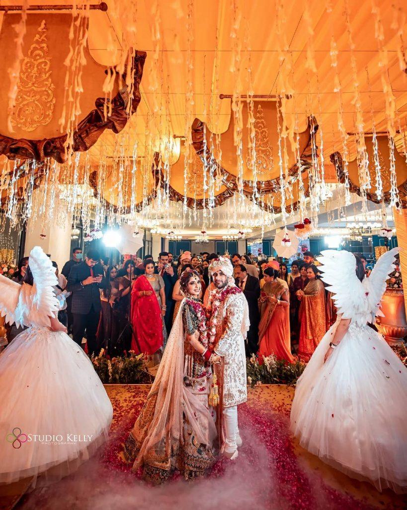 apsara wedding dance troupe jaimala ideas