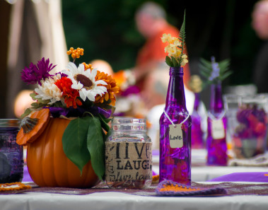 Top 5 Options for Centerpieces for Wedding Décor