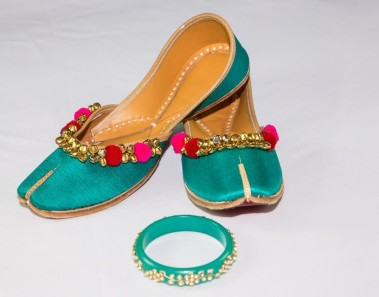 WedAbout Bridal Weekend Unveils New Age Juttis
