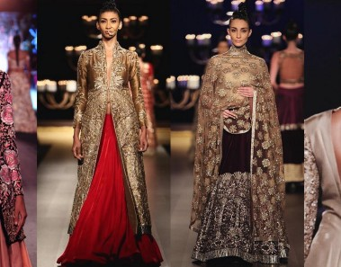 10 Signature Styles from Manish Malhotra 2016 Collection