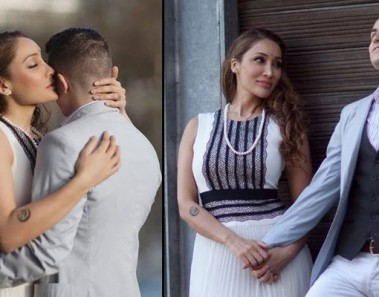 Few Candid moments from Sofia Hayat's royal wedding