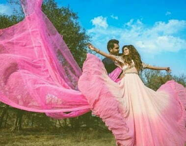 Indian Wedding Flaunts the Vougish Super Model In You