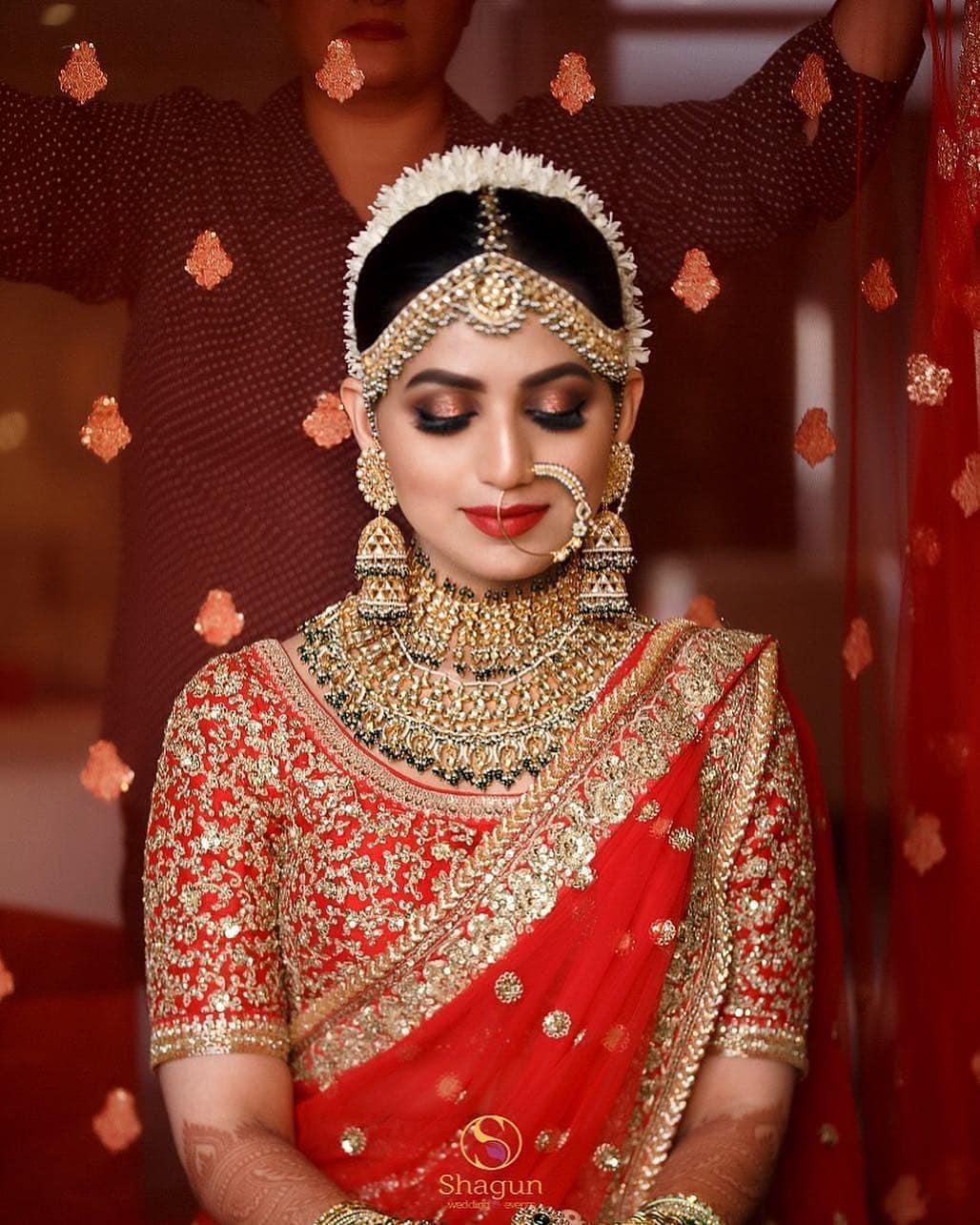 Indian Wedding Makeup: Indian Bridal Makeup Look 8