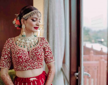 From Smokey to Shimmery: Latest 51 Bridal Eye Makeup Looks for 2020 Indian Brides