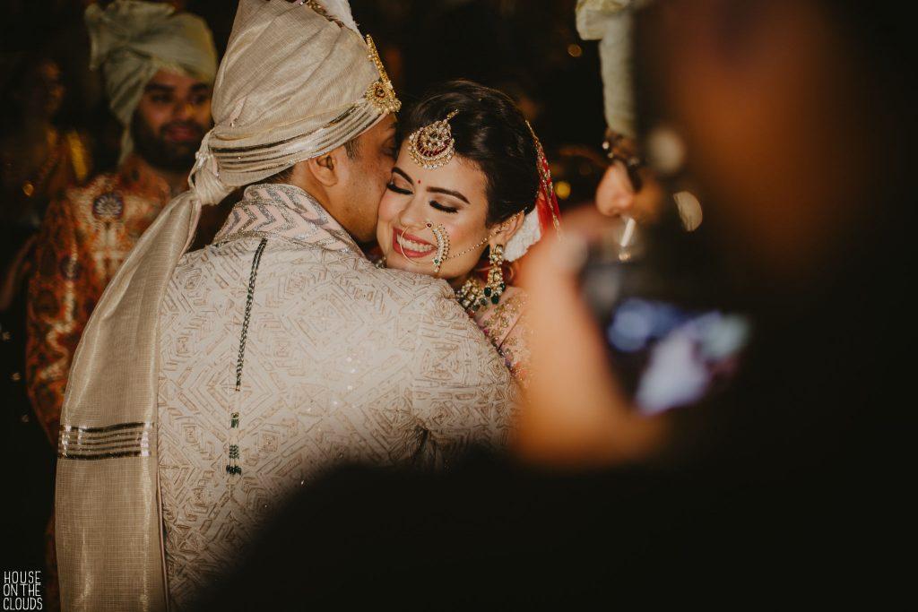 Palak & Pankaj candid wedding photography for destination wedding
