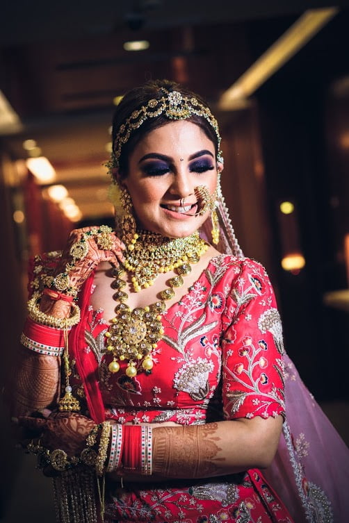 50 Latest Bridal Eye Makeup Looks For 2020 Indian Brides