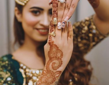 30+ Unique Bridal Nail Art Design Ideas You Just Can't Miss!