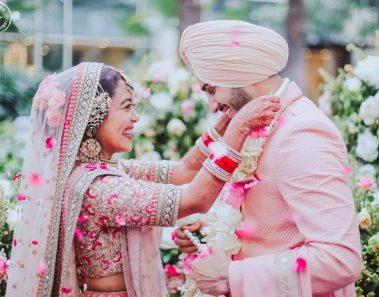 Inside Bollywood Singer Neha Kakkar & Rohanpreet Singh's Dreamy Delhi Wedding!