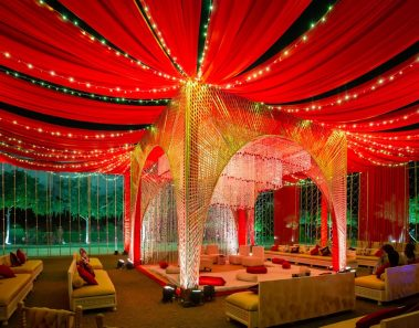 50+ Breathtaking Mandap Decoration Ideas & Designs to Add Magic to Your Wedding Vows in 2020!