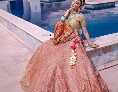 30+ Latest Lehenga Latkan Designs To Oomph Up Your Bridal Look!