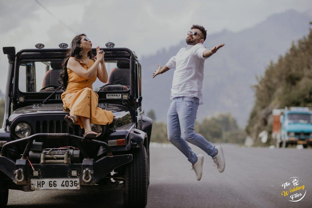 creative couple poses ideas
