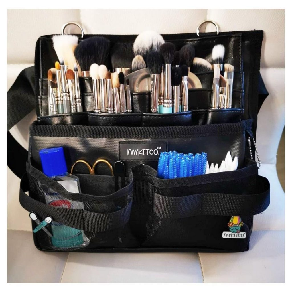 bridal makeup kit bag