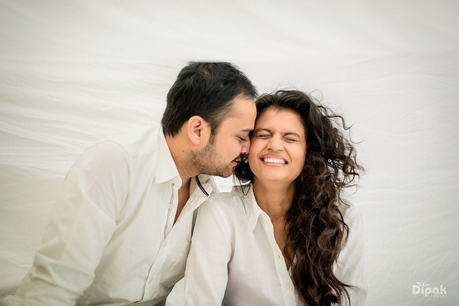 indoor-couple-pre wedding shoot ideas