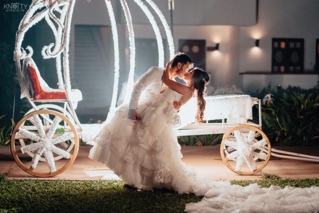fairytale wedding shoot