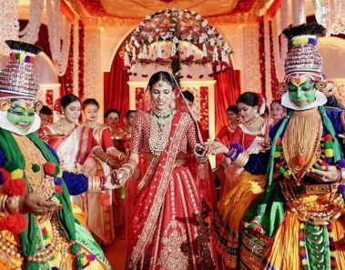 45+ New & Unique Indian Bridal Entry Ideas For A Memorable Wedding!
