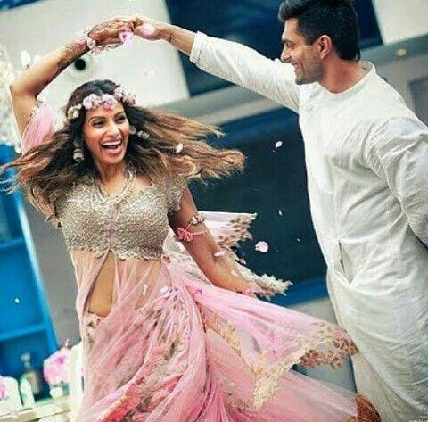 Sangeet couple dance song